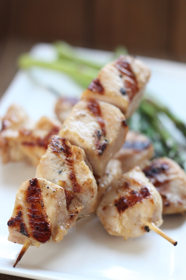 Recipe: Rosemary Ranch Chicken Skewers