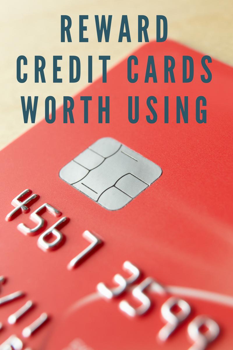 Reward Credit Cards We Use on a Regular Basis