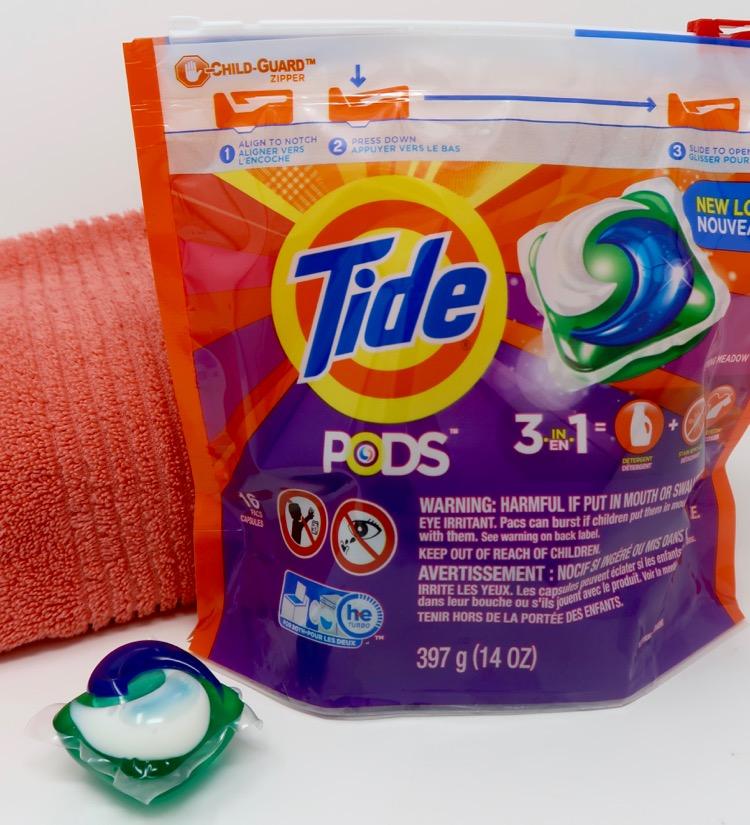 Tide Quick & Cold Pledge + $2 off Tide Pods Coupon