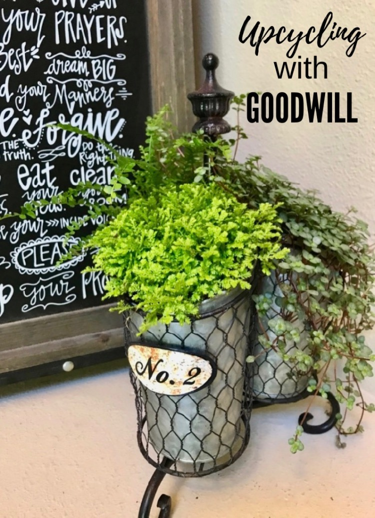 Upcycling with Goodwill & Downtown Sumner Merchants