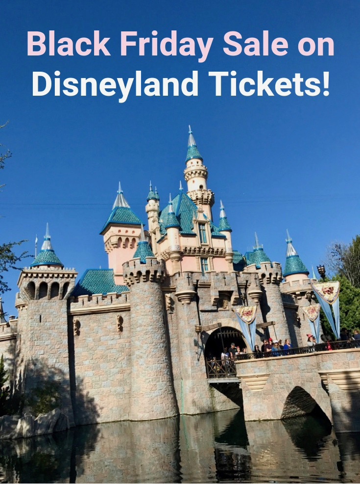 Get Away Today Black Friday Disneyland Deals