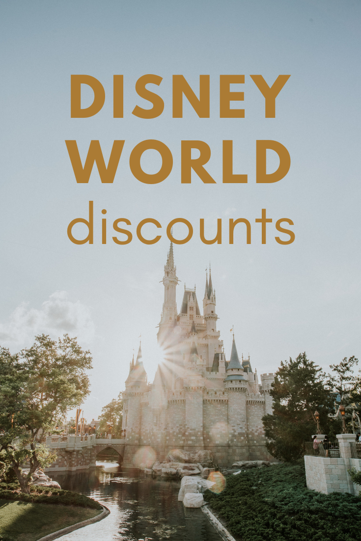 Discount Disney World Tickets & Packages