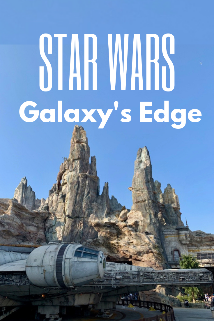 Guide to Star Wars: Galaxy's Edge at Disneyland