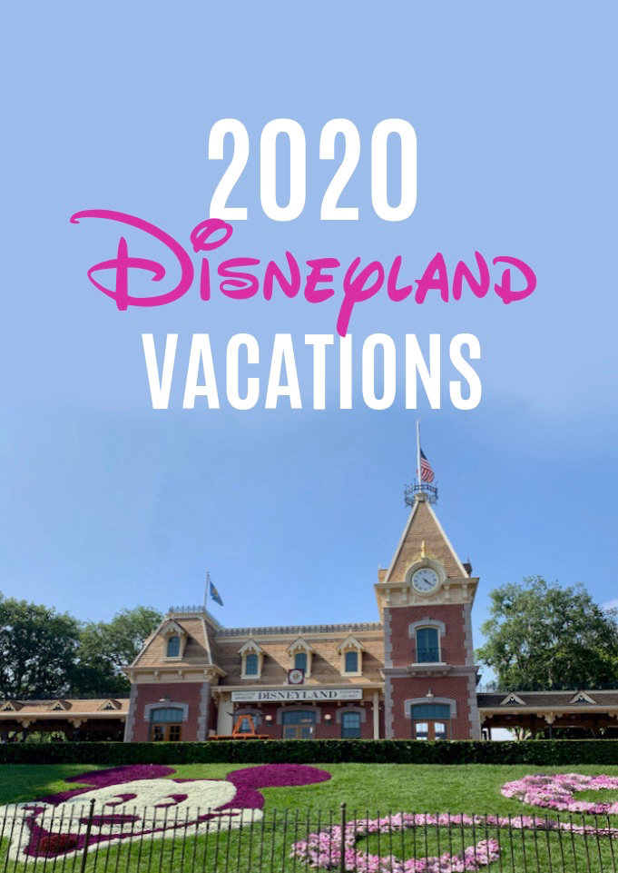 2020 Disneyland Packages Now Available