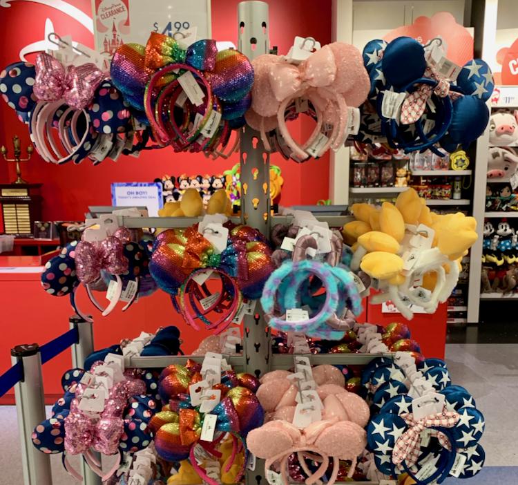 Disney Outlet Store Locations – Save on Official Disney Parks Souvenirs