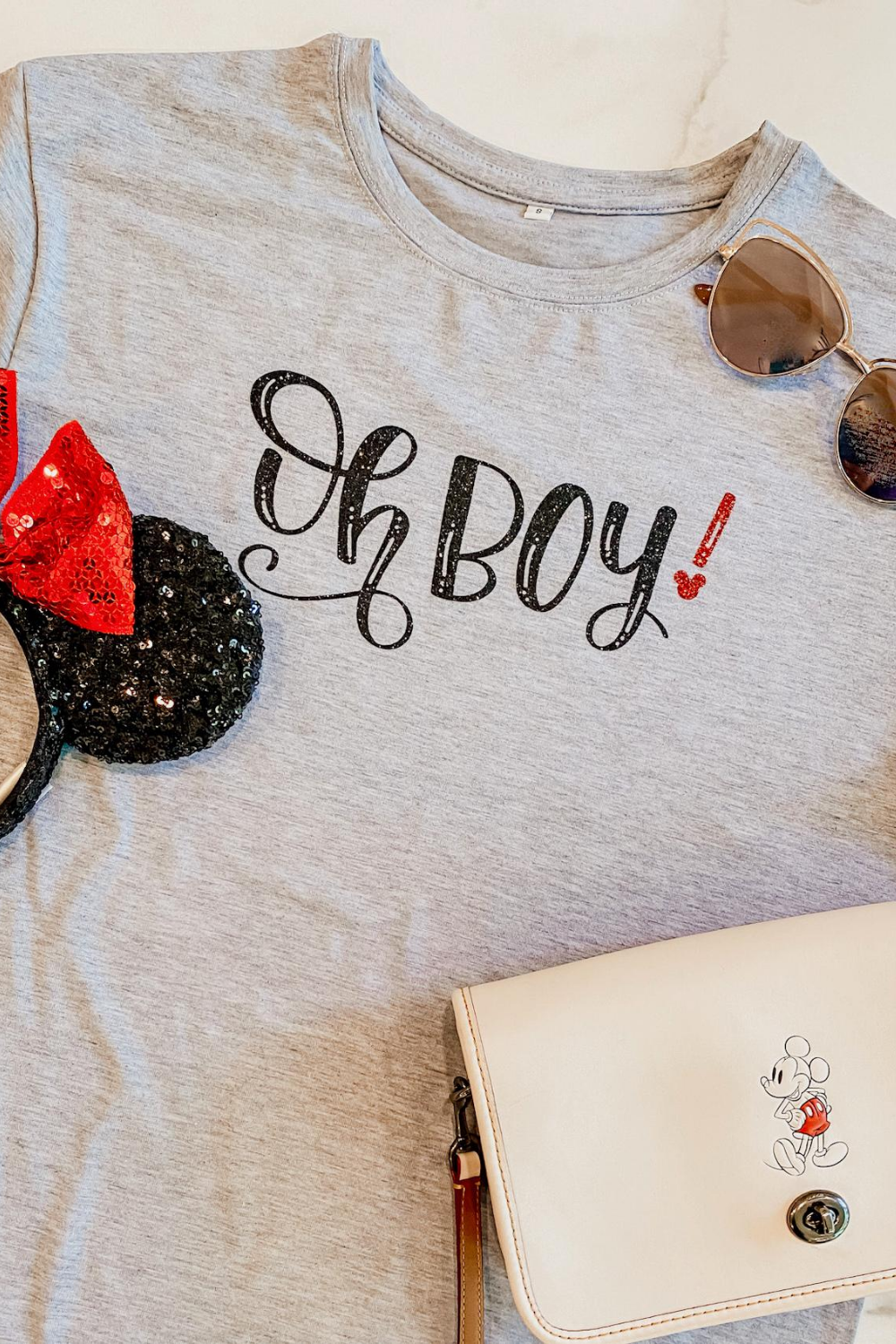 DIY Custom Disney Tees