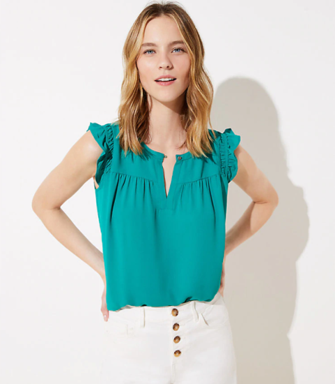 70% off Select Styles + Extra 50% off Sale Items at Loft