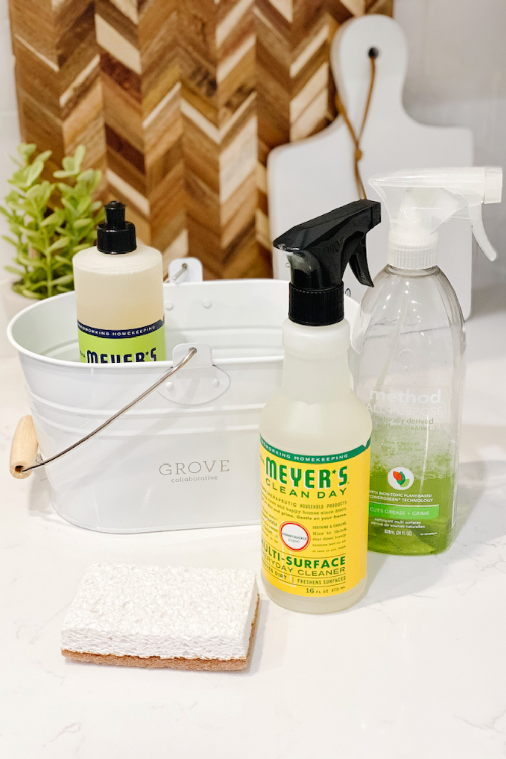 FREE Cleaning Set from Grove Collaborative