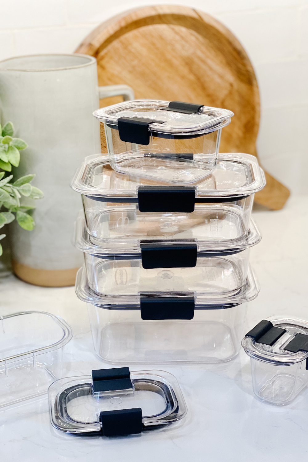My Favorite Kitchen Food Storage Containers
