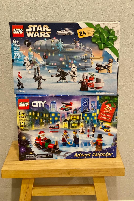 2021 LEGO Advent Calendars